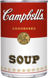 Zupa Campbell's